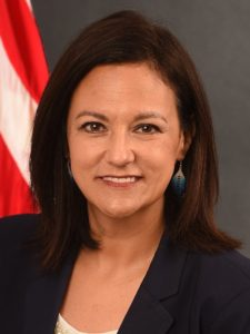 Jeannie Hovland, National Indian Gaming Commission